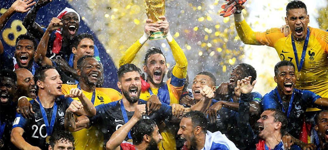 Франция — чемпион!
