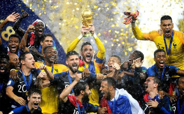 Франция – чемпион!