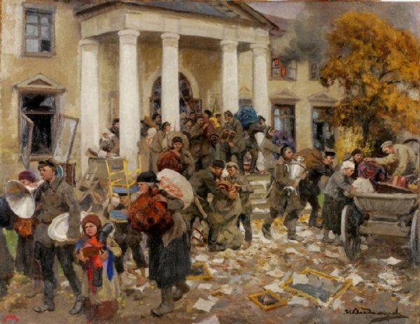 «Бывшие люди» – как уничтожали русское дворянство в 1917-м
