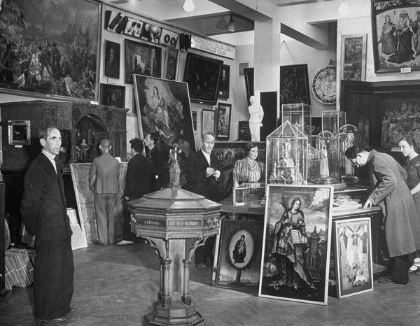 «Утилизировать по усмотрению галереи» – как избавлялись от икон в Советском Союзе