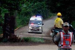 13 человек спасены в Таиланде – как это было