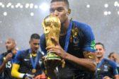 Лучший футболит ЧМ-2018 отдаст свой гонорар на благотворительность