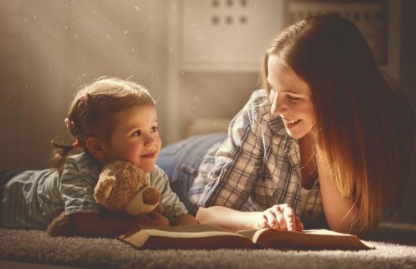 Диета для мозга и совместное чтение. О подготовке детей к школе за лето
