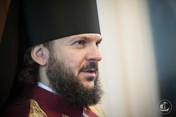 Ректором МДА назначен архиепископ  Амвросий (Ермаков)