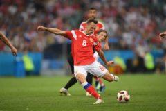 Спасибо за игру! Сборная России завершила выступление на чемпионате мира по футболу