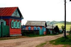 Бурятское село старообрядцев признано самой красивой деревней России