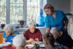 Очередей в дома престарелых не будет – Минтруд