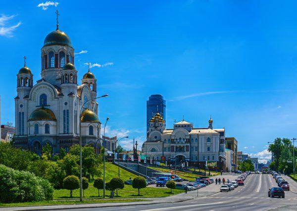 Екатеринбургские храмы в дни ЧМ-2018 посетили тысячи болельщиков