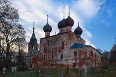 На Волге восстановят храм, где крестили Федора Ушакова – будущего адмирала и святого