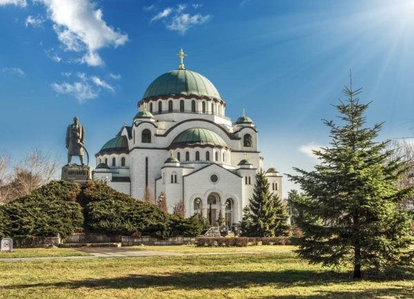 Сербские верующие пройдут крестным ходом по Белграду в память о Николае II