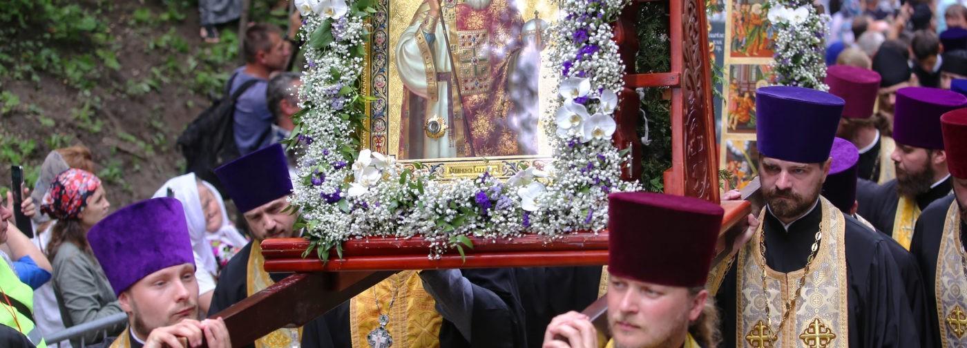 Крещение Руси: нет ни русского, ни украинца, ни белоруса