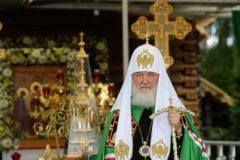 Патриарх Кирилл:  Чувство любви подвигает к подвигам