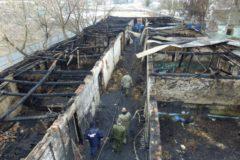 23 пациента воронежского ПНИ погибли при пожаре по вине руководства – СКР