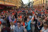В Москве и Петербурге прошли митинги против пенсионной реформы