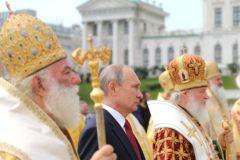 Путин: Крещение – отправная точка становления российской государственности