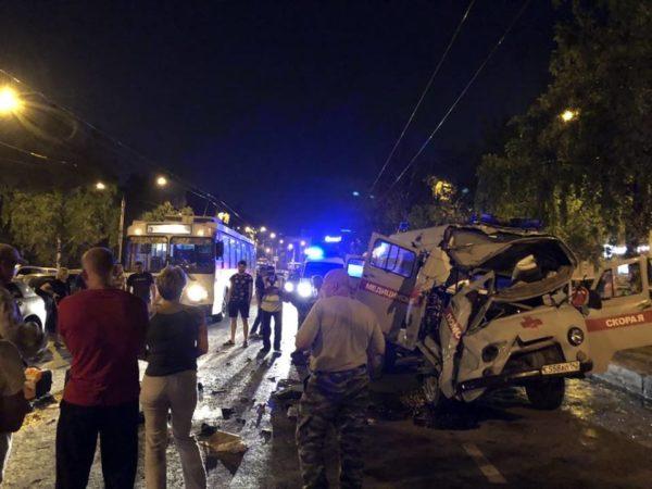 В Новокузнецке погиб в ДТП известный врач скорой помощи