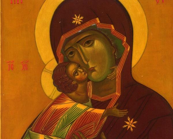 Церковь отмечает день Владимирской иконы Божией Матери