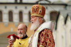 Патриарх Кирилл: Духовные связи народов Руси не зависят от национальной принадлежности и границ