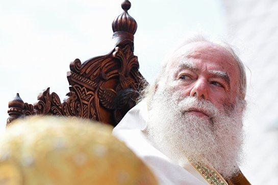 Церковь на Украине не должна поддаваться давлению политиков, считает Александрийский Патриарх
