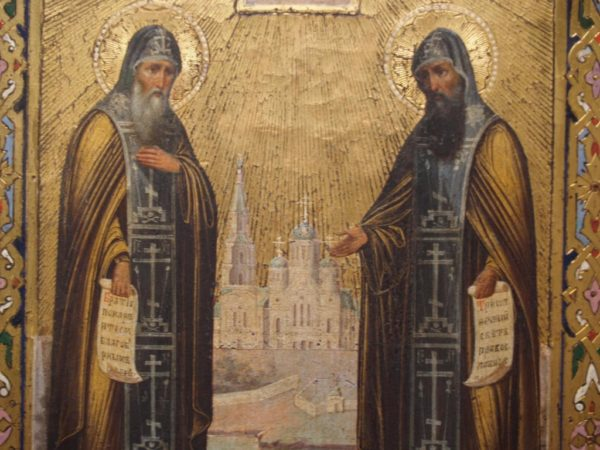 Православные отмечают память преподобных Сергия и Германа, Валаамских чудотворцев