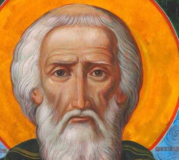 Церковь празднует обретение честных мощей Преподобного Сергия Радонежского