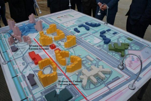 В Екатеринбурге появится бульвар святого Евгения Боткина