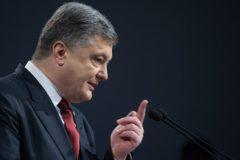 Петр Порошенко считает Русскую Православную Церковь угрозой для Украины