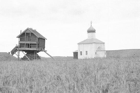 В Великом Новгороде раскопали потерянный храм XIV века