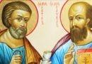 Петр, Павел и одна икона на двоих