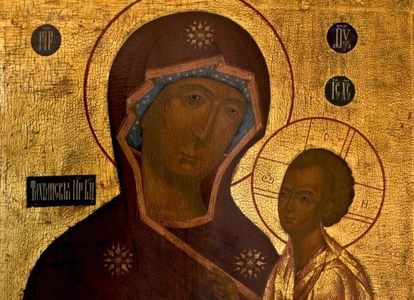 Церковь празднует день Тихвинской иконы Божией Матери