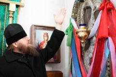 В Хмельницкой области осквернили церковь и угрожали священнику