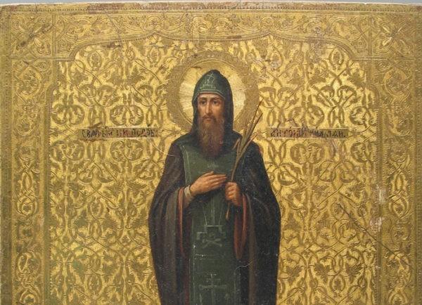 Церковь чтит память преподобного Антония Римлянина