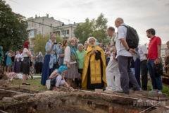 Фонтан и сцена вместо храмов – как уничтожают археологическое наследие