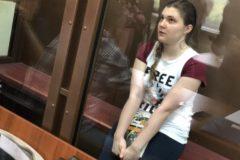 Фигурантку дела «Нового величия» Анну Павликову отпустили из СИЗО под домашний арест