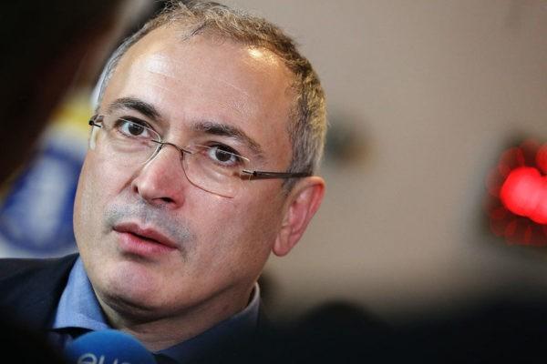 Ходорковский прекратил поддержку ЦУРа после гибели журналистов в Африке