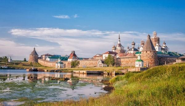 На Соловках захоронят останки заключенных лагерей