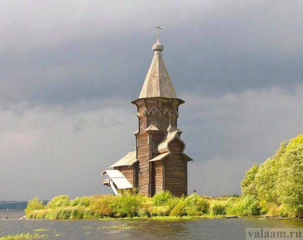 Валаам поможет восстановить сгоревшую в Карелии церковь