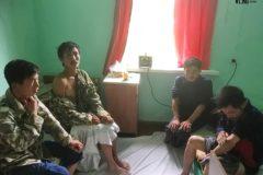 Жители приморского острова спасли четырех рыбаков с тонущего северокорейского судна