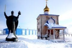 Патриарх Кирилл впервые посетит самый северный храм России