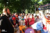 Верующих и священников Одесской епархии не пустили в свой храм при военной академии