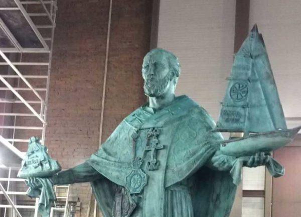 Федор Конюхов поставит памятник Николаю Чудотворцу в Севастопольской  бухте