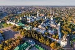 В Сергиевом Посаде откроют масштабный центр православной культуры