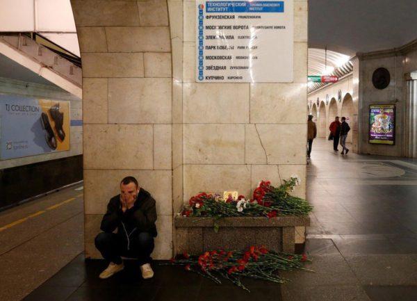 Суд заочно арестовал двух предполагаемых организаторов теракта в петербургском метро