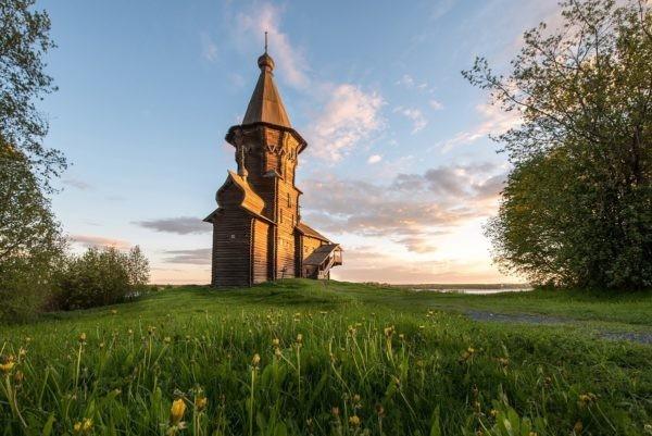 На восстановление сгоревшей Успенской церкви требуется более 100 млн рублей