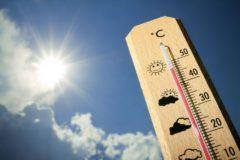Европу накрыла экстремальная жара