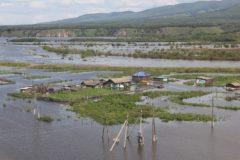 В Забайкалье от паводка пострадало 11 тысяч человек