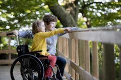 Я живу в мире здоровых людей – туда протоптали дорогу мамы детей-инвалидов