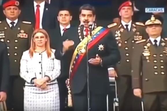 Cовершено покушение на президента Венесуэлы: лидер не пострадал, ранены семь военных