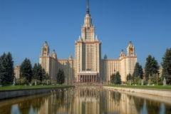 МГУ признали лучшим евразийским вузом