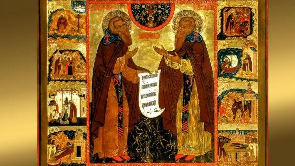 Церковь празднует перенесение мощей преподобных Зосимы и Савватия Соловецких